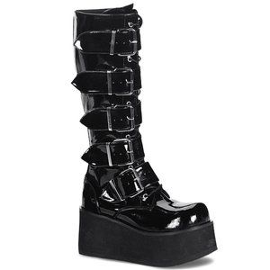 Demonia Punk Rock Unisex Boot TRA518